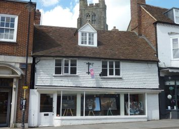 Thumbnail 2 bed flat to rent in High Street, Tenterden, Kent