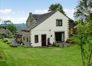Thumbnail 4 bed detached house for sale in Water Lane, Shelley, Huddersfield