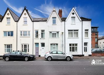 Thumbnail 5 bed terraced house for sale in Burt Street, Cardiff