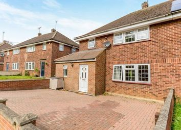 Thumbnail 4 bed semi-detached house for sale in Whiteley Crescent, Bletchley, Milton Keynes