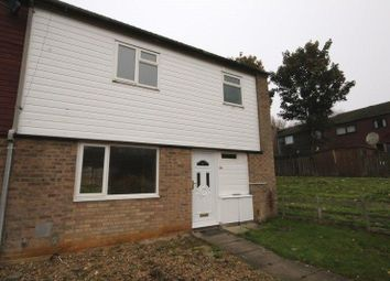 Thumbnail 3 bed end terrace house for sale in South Holme Court, Thorplands, Northampton