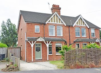 Thumbnail 3 bed semi-detached house for sale in Duncombe Road, Godalming