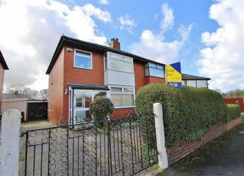 Thumbnail 3 bedroom semi-detached house for sale in Malvern Avenue, Frenchwood, Preston