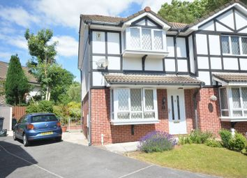 Thumbnail 2 bed semi-detached house for sale in Tudor Gardens, Neath