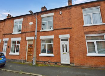 Thumbnail 2 bed terraced house for sale in Victoria Street, Wigston, Leicester