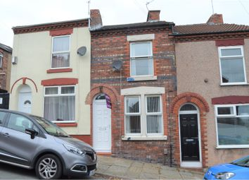 Thumbnail 2 bed terraced house for sale in Argyle Street South, Birkenhead