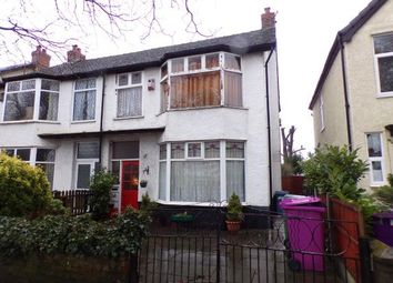 Thumbnail 3 bed semi-detached house for sale in Aigburth Road, Aigburth, Liverpool, Merseyside