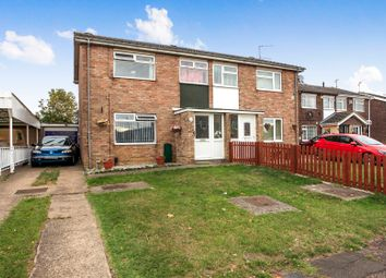 Thumbnail 3 bed semi-detached house for sale in Donaldson Drive, Paston, Peterborough