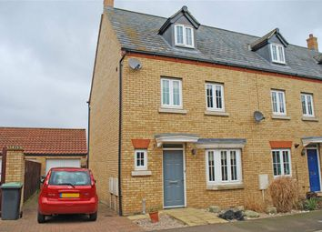 Thumbnail 4 bed semi-detached house for sale in Bluebell Drive, Lower Stondon, Bedfordshire