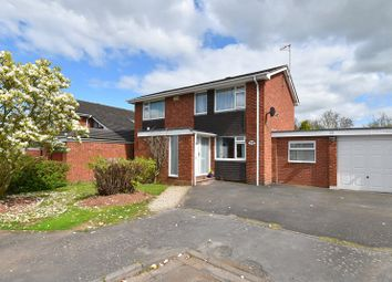 Thumbnail 4 bed detached house for sale in Percheron Way, Droitwich