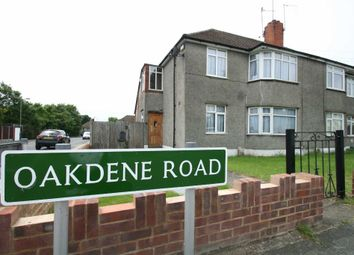 Thumbnail 2 bedroom flat to rent in Oakdene Road, Orpington