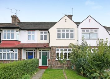 Thumbnail 3 bedroom terraced house to rent in Whytecliff Road, Purley, Surrey