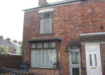 Thumbnail 2 bed end terrace house for sale in Clifton Gardens, St. Georges Road, Hull