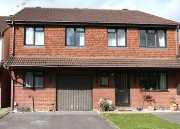 Thumbnail 4 bedroom semi-detached house to rent in Broad Lane, Bracknell