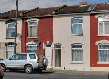 Thumbnail 2 bed terraced house for sale in Washington Road, Portsmouth