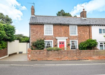 Thumbnail 2 bed semi-detached house for sale in Yarmouth Road, Hales, Norwich
