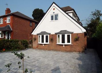 Thumbnail 4 bedroom detached house for sale in Greave, Romiley, Stockport, Cheshire