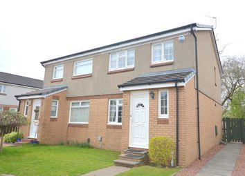Thumbnail 3 bed semi-detached house for sale in Harris Crescent, Old Kilpatrick, Glasgow