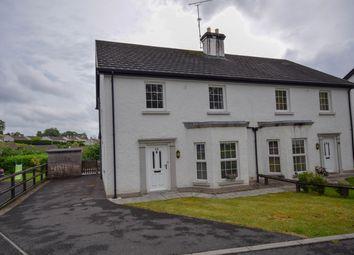 Thumbnail 3 bed semi-detached house for sale in Devenish Manor, Enniskillen