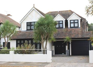Thumbnail 5 bed detached house for sale in Parkanaur Avenue, Southend-On-Sea