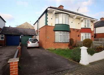 Thumbnail 3 bedroom semi-detached house for sale in Hawthorn Crescent, Cosham, Portsmouth, Hampshire