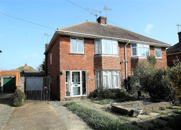 Thumbnail 3 bed semi-detached house for sale in The Strand, Goring By Sea, Worthing