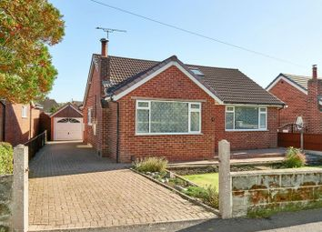 Thumbnail 3 bed detached bungalow for sale in Orme Road, Knypersley, Staffordshire