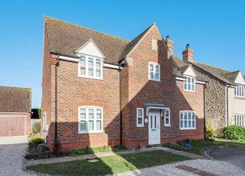 Thumbnail 4 bed detached house for sale in Blacksmiths Close, Weston-On-The-Green