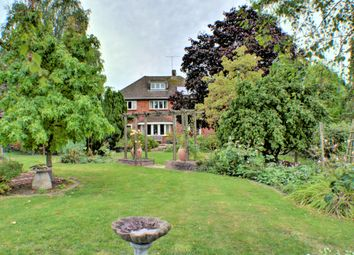 Thumbnail 5 bed detached house for sale in Pettridge Lane, Mere, Warminster