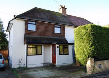 Thumbnail 3 bed semi-detached house for sale in Fotherley Road, Mill End, Rickmansworth