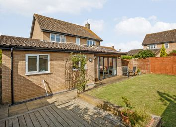 Thumbnail 3 bedroom detached house for sale in Wyndham Park, Orton Wistow, Peterborough
