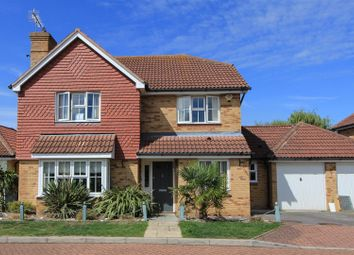 Thumbnail 4 bed detached house to rent in Kendal Meadow, Chestfield, Whitstable