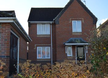 Thumbnail 3 bedroom detached house to rent in Hawthorn Road, Haverhill