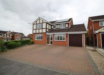 Thumbnail 4 bed property for sale in Nailers Way, Belper, Derbyshire