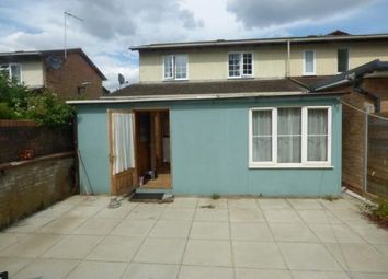 Thumbnail 3 bed end terrace house for sale in Mitcham Place, Bradwell Common, Milton Keynes, Bucks