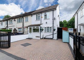 Thumbnail 4 bedroom end terrace house for sale in Williams Terrace, Croydon