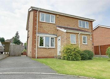 Thumbnail 2 bed semi-detached house to rent in Darwent Road, Chesterfield, Derbyshire