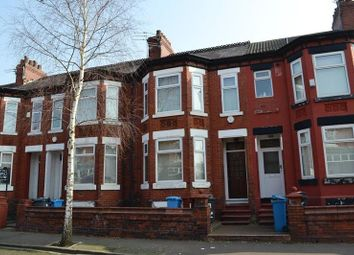 Thumbnail 5 bed property to rent in Kensington Avenue, Victoria Park, Manchester