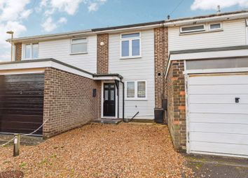 Thumbnail 2 bed terraced house for sale in Abshot Close, Fareham