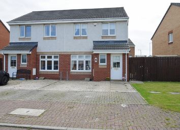 Thumbnail 3 bed semi-detached house for sale in Cragganmore Place, Kilmarnock, East Ayrshire