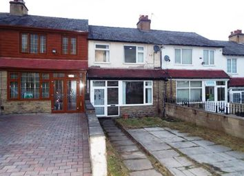 Thumbnail 3 bed terraced house for sale in Gibraltar Avenue, Halifax, West Yorkshire