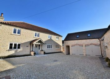 Thumbnail 6 bed detached house for sale in High Street, Heighington, Lincoln