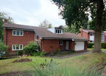 Thumbnail 4 bed detached house for sale in Southwood, Baldwins Gate, Newcastle-Under-Lyme