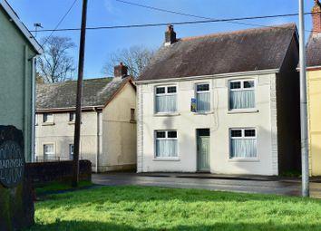 Thumbnail 4 bed detached house for sale in Blaenau Road, Llandybie, Ammanford