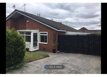 Thumbnail 1 bed bungalow to rent in Hornsea Close, Billingham