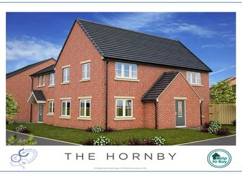 Thumbnail 3 bed semi-detached house for sale in Kings Court Kings Road, Wombwell, Barnsley