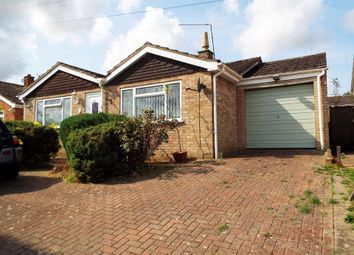 Thumbnail 4 bed detached bungalow for sale in Newfields, Sporle, King's Lynn