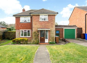 Thumbnail 4 bed detached house for sale in Rowhill Avenue, Aldershot, Hampshire