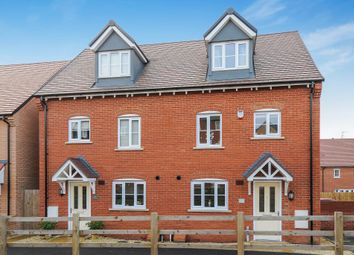 Thumbnail 3 bedroom semi-detached house for sale in Buckingham Park, Aylesbury
