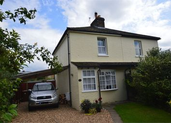 Thumbnail 2 bed semi-detached house for sale in Forge Lane, Sunbury-On-Thames, Surrey